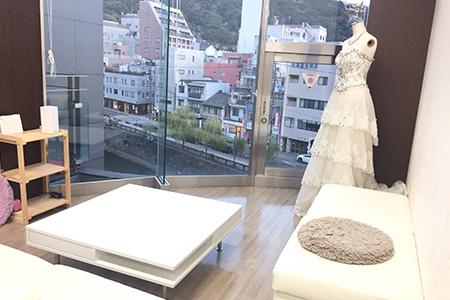 会費制の結婚式 長崎サロンアクセス