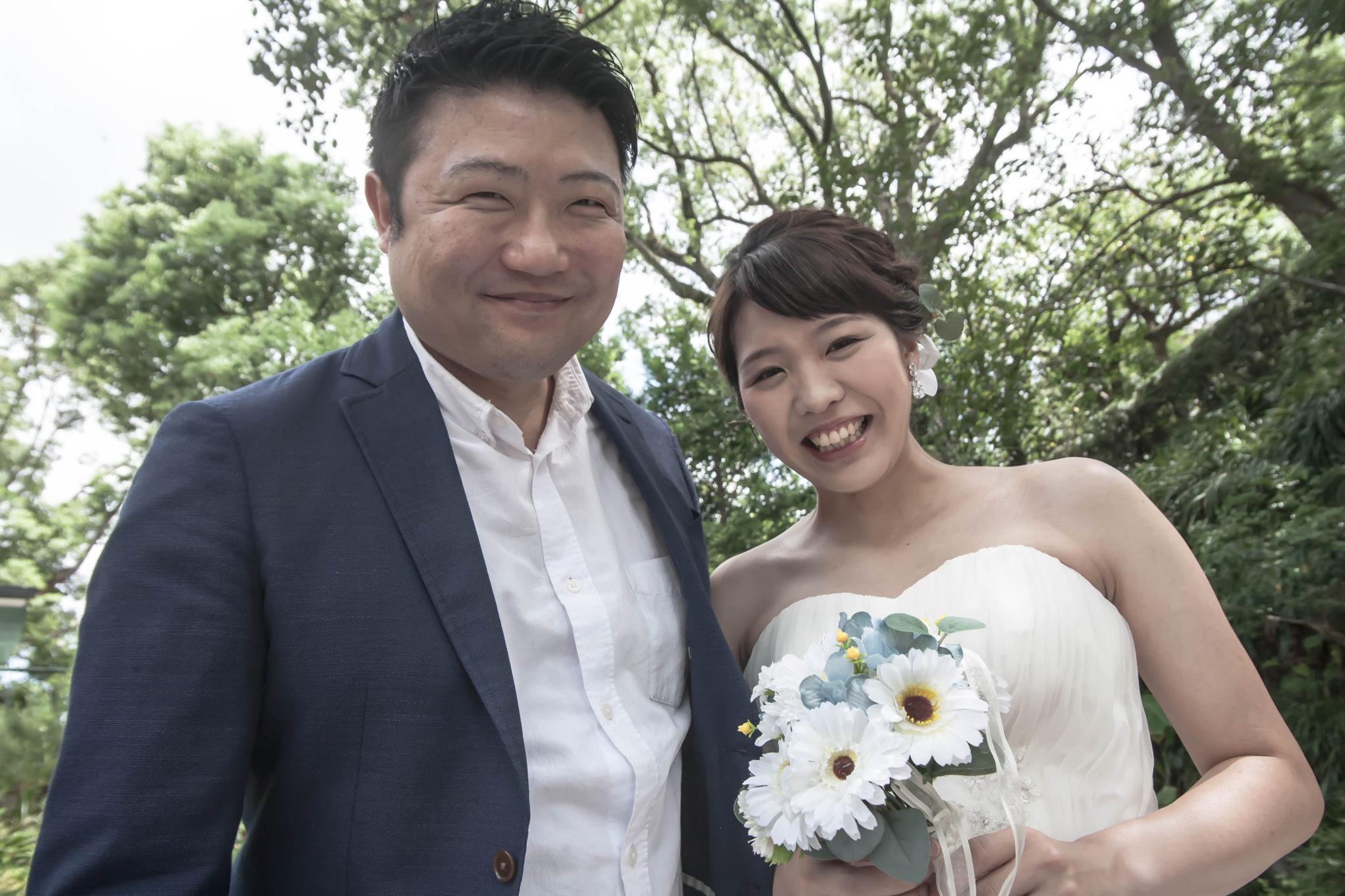 お客様の声.会費制の結婚式