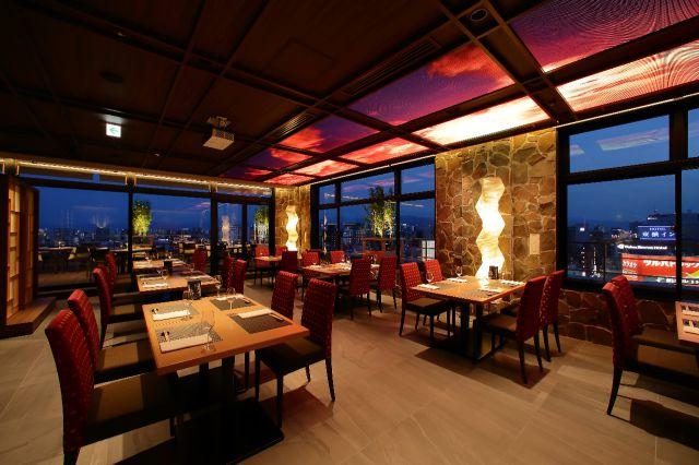なだ万.レストランウェディング.中洲川端